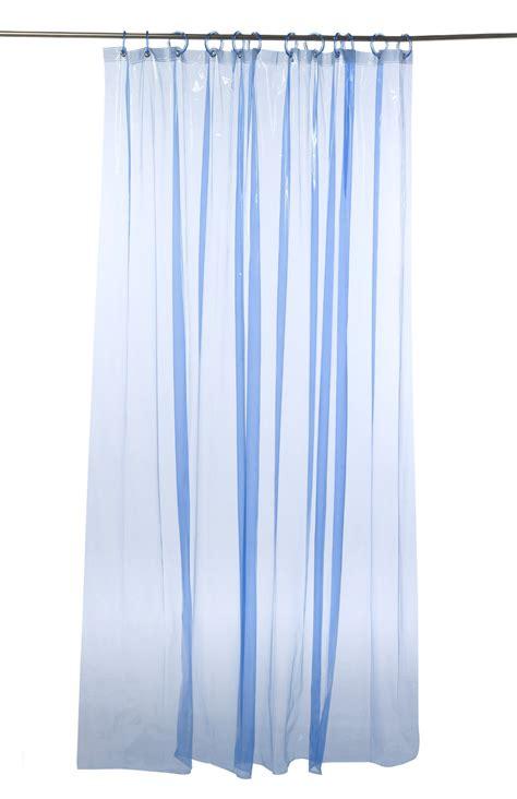 blue shower curtain blue bath mat shower curtain set 100 vinyl easy care