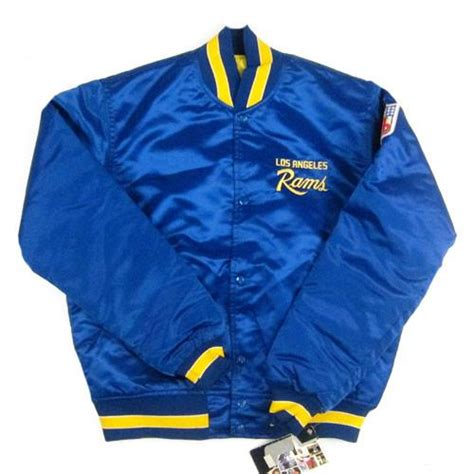 vintage los angeles rams starter jacket nwt nfl football