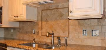 photos of kitchen backsplash tumbled marble kitchen backsplash jersey custom tile