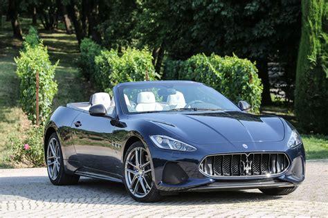 Maserati Car : Maserati Grancabrio Sport 2017 Review
