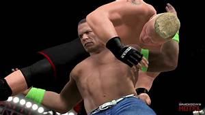 Brock Lesnar - WWE 2K15 - Roster  Wwe