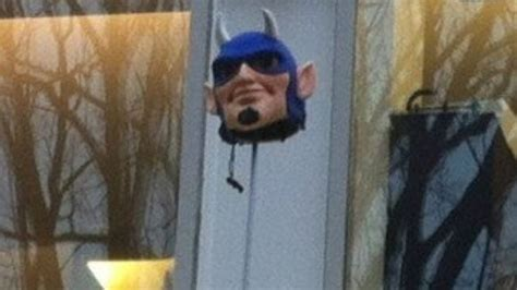 duke mascot head   spike  unc campus