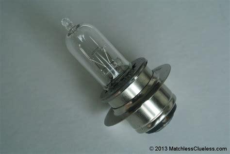 6v halogen headl bulb bpf p22d p36d matchless clueless