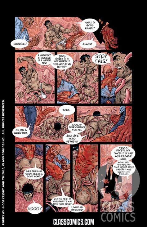 Porky 3 Print Class Comics