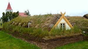 in house the historical glaumbær turf house in iceland