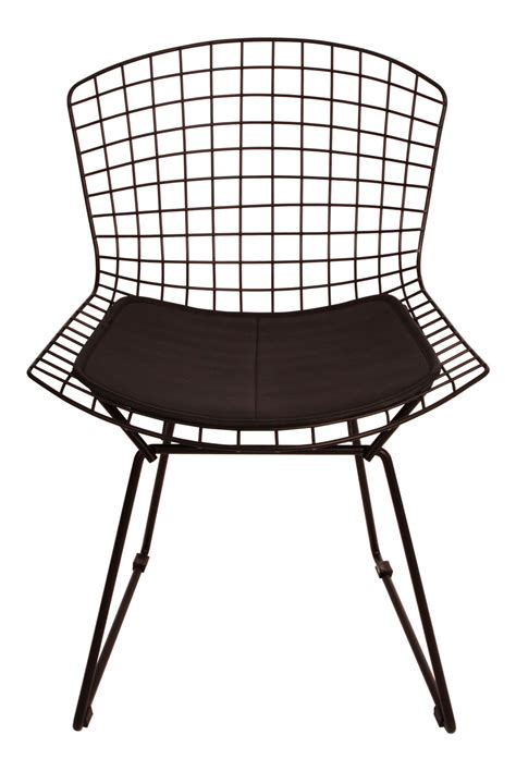 designapplause bertoia side chair harry bertoia