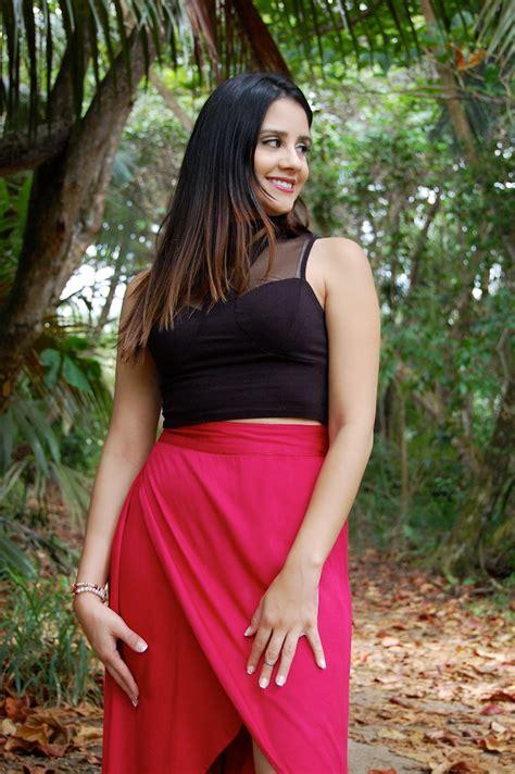 Crop Top Maxi Skirt Meet Greekdess Lovely Chicas