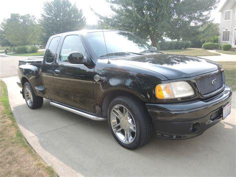 2000 ford f 150 harley davidson supercab flareside truck for sale