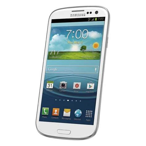 us cellular used phones samsung galaxy s iii us cellular used phone marble white