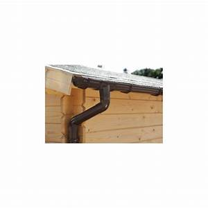 Gouttière Pour Abri De Jardin : goutti res kit de 5 m pour toit deux pentes vente de accessoire ~ Melissatoandfro.com Idées de Décoration