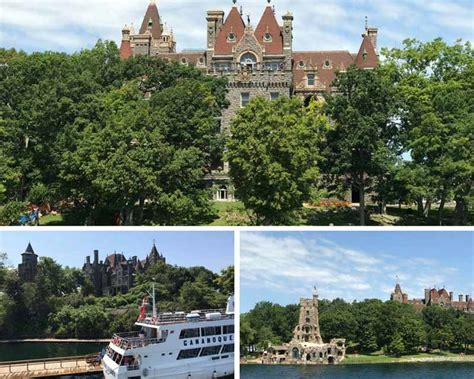 Thousand Island Boat Cruise by Thousand Islands Gananoque Castles Islands And