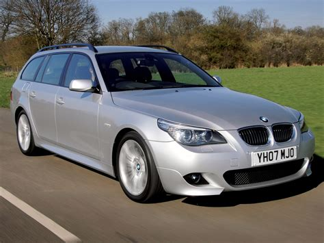 Bmw 5 Series Touring Photo by Car In Pictures Car Photo Gallery 187 Bmw 5 Series 535d