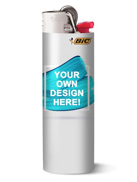 bic lighter designs bic design my bic 174 lighters