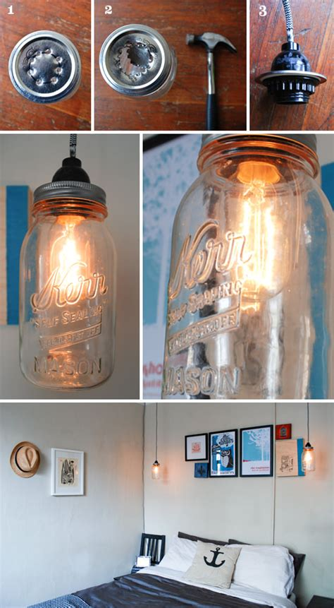 more diy jar lighting ideas decorating your small