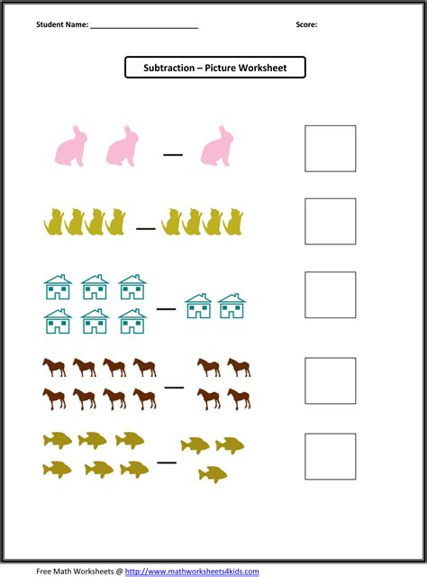 Preschool Math Patterns « Free Patterns