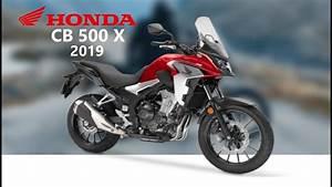 Honda 500 Cbx 2018 : honda cb 500 x 2019 youtube ~ Medecine-chirurgie-esthetiques.com Avis de Voitures