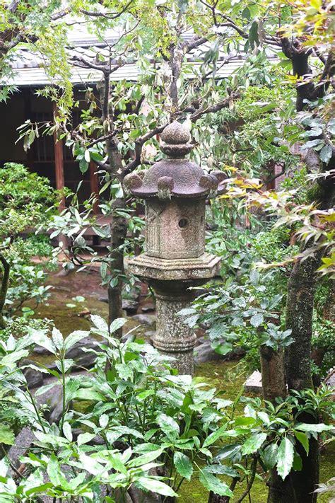 zen rock garden buddhist moss daitokuji temples gardens lantern leafy canopy ancient deep stone
