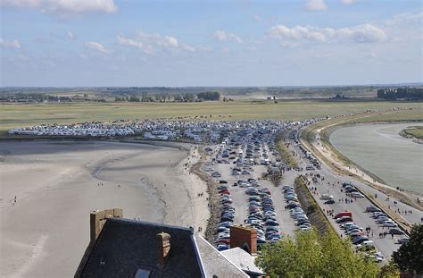 file mont michel parking 002 jpg wikimedia commons