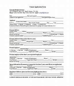 Apartment Rental Application Form Ontario Free Rental Lease Application Form Ontario