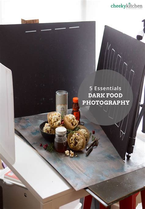 essentials  dark food photography photography