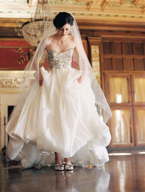 gold bow bridal shoes elizabeth anne designs