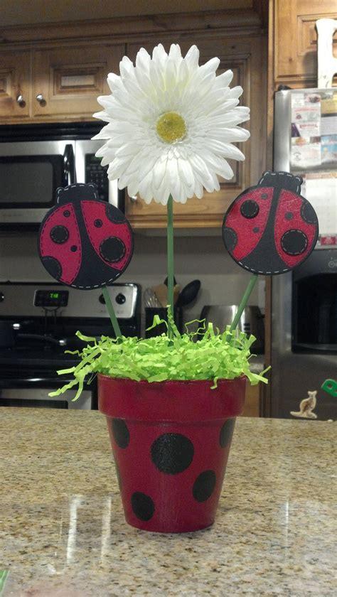1000 Ideas About Ladybug Centerpieces On Pinterest