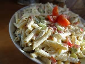 le plaisir des papilles salade de p 226 tes d 233 licieuse