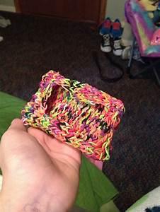 My rainbow loom iPhone 4S case   Phone cases♢♦︎ ...