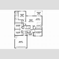 Traditional House Plans  Sterling 30990  Associated Designs