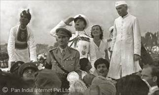 Image result for Pakistan became independent from British rule.