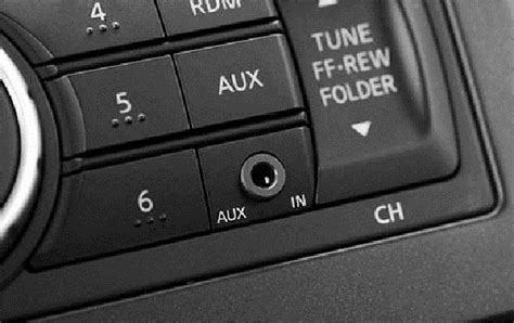ฟังเพลงจากมือถือ ง่ายๆ ด้วยช่อง Aux