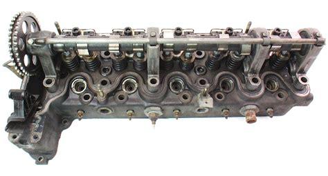 mercedes diesel cylinder head om