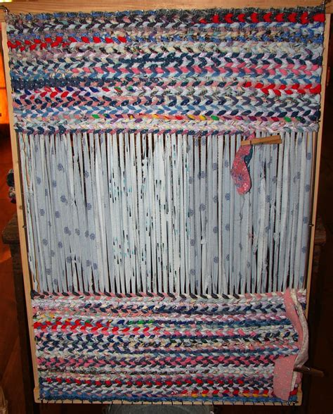 rag rug loom for the country farm home rag rugs a delta folk
