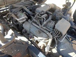 Isuzu 5 7 Gas Engine For A 1999 Chevrolet W4500 For Sale