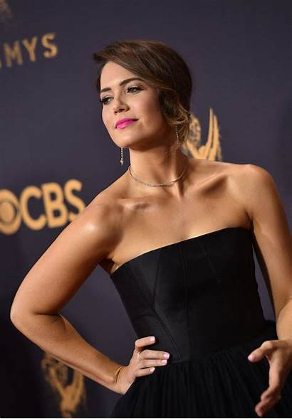 Mandy Moore Emmy Awards Angeles Los Primetime