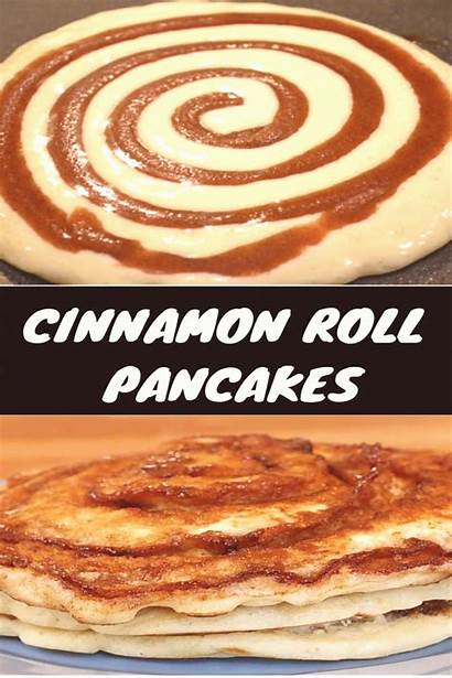 Pancakes Cinnamon Roll Breakfast Ok Where Mywebtrend