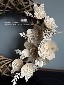 Papierblumen Aus Servietten : die besten 25 papierblumen ideen auf pinterest taschentuch servietten dekorationen und ~ Yasmunasinghe.com Haus und Dekorationen
