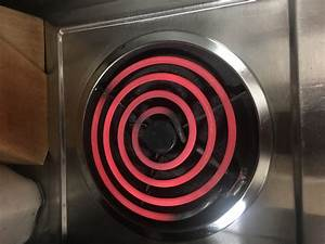 Electric Stove Coil Heating Unevenly