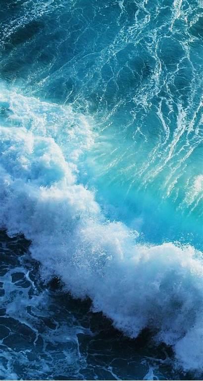 Iphone Ocean Wave Wallpapers Stars Pixelstalk Nebula