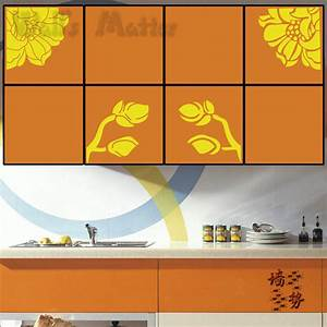 Popular kitchen cabinet decals buy cheap kitchen cabinet for Kitchen colors with white cabinets with stickers decals