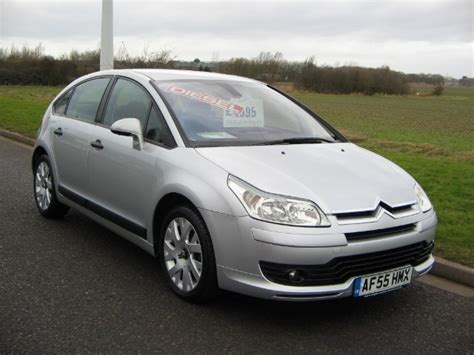 View Of Citroen C4 Coupe 1.6 Hdi Vtr. Photos, Video
