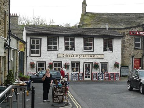 the cottage grill panoramio photo of the dales cottage cafe grill skipton