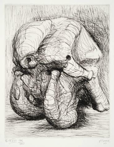 henry moore elephant skull bones pinterest