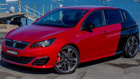peugeot gti 2016 peugeot 308 gti 270 review road test carsguide