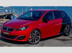 2016 Peugeot 308 GTi 270 review road test CarsGuide