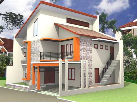 Contoh Foto Desain Rumah  Info Bisnis Properti Foto