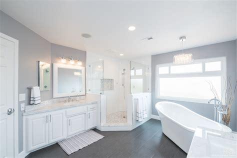 modern master bathroom remodel nkba