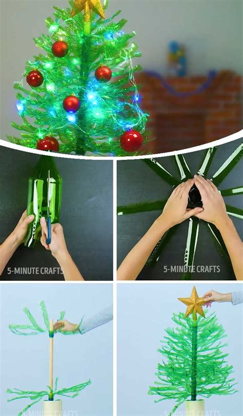 easy diy christmas table decorations ideas party wowzy