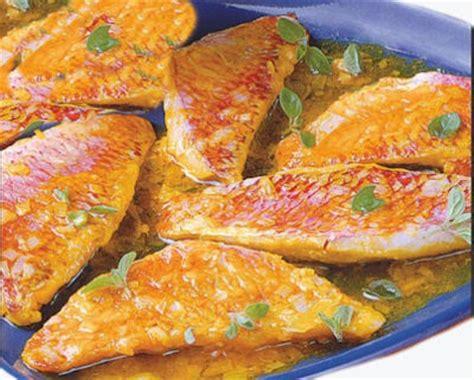 cuisiner des rougets rougets au safran sicile recette