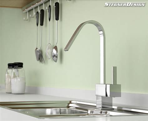 contemporary kitchen faucet single handle chrome kitchen faucet modern kitchen